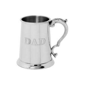 dad fathers day tankard