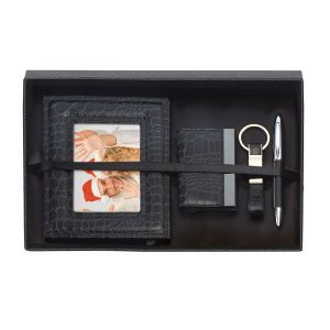 picture frame card case key ring pen